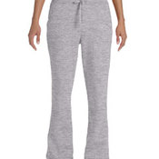 Heavy Blend™ Ladies' 8 oz., 50/50 Open-Bottom Sweatpants