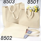 Branson 6 Ounce Cotton Canvas Tote