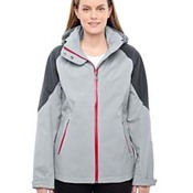 Ladies' Impulse Interactive Seam-Sealed Shell