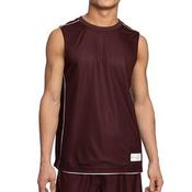 PosiCharge ® Mesh Reversible Sleeveless Tee