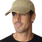 Cotton Twill Pigment-Dyed Sunbuster Cap