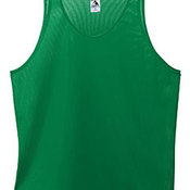 Adult Polyester Mini Mesh Sleeveless Jersey