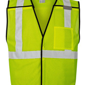Economy Single Pocket Breakaway Vest