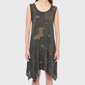 Eco Jersey Women's Sharkbite Dress