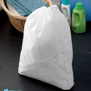 UltraClub Drawstring Laundry Bag Thumbnail