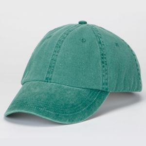 Solid Low-Profile Pigment-Dyed Twill Cap Thumbnail