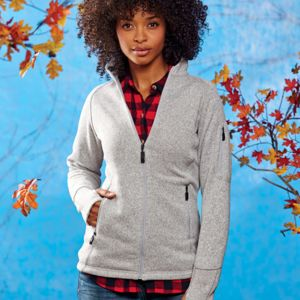 Ladies' Sweater Jacket Thumbnail