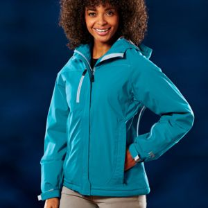 Ladies' Insulated Waterproof/Breathable Parka Thumbnail