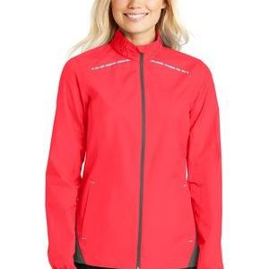 Ladies Zephyr Reflective Hit Full Zip Jacket Thumbnail