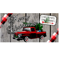 Merry Christmas Wall Decor  Thumbnail