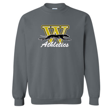 Windsor Athletic Sweat Shirt Design 1 - Graphite Heather Thumbnail