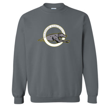 Windsor Athletic Sweat Shirt Design 2 - Graphite Heather Thumbnail
