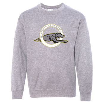 Windsor Athletic Sweat Shirt Design 2 - Graphite Heather YOUTH Thumbnail